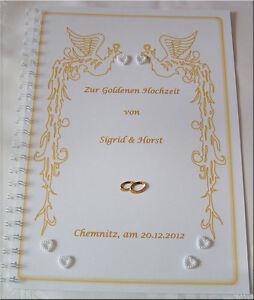 Goldene-Hochzeit-Festzeitung-Goldhochzeit-Geschenk-50-Hochzeitstag-Perlenherzen