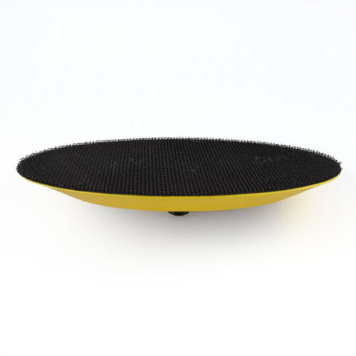 "5/"" Vinyl PSA Face DA Sanding Pad Dual Action Air Sander Use Sticky Back Disc"