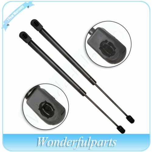 2 Qty Rear Glass Window Lift Supports Struts For Mitsubishi Endeavor 04-11