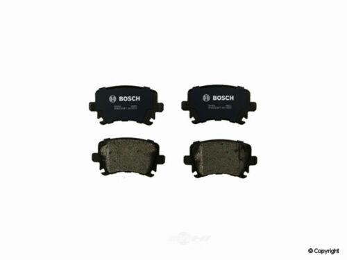 Disc Brake Pad Set-Bosch QuietCast Rear WD Express 520 11080 462