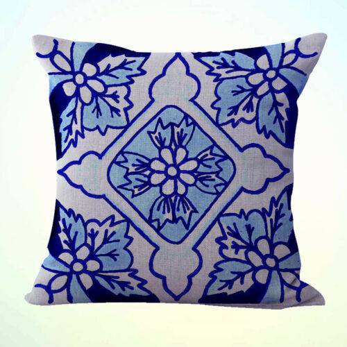 10pcs modern decorative cushion covers Mexican Spanish talavera US Seller