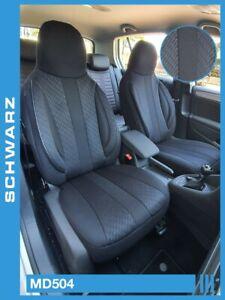 Maß Sitzbezüge für Mazda CX-30 Fahrer & Beifahrer 2019 MD504
