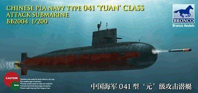 Pakistan to buy six Type 041 Yuan-class diesel-electric ... |Type 041 Submarines