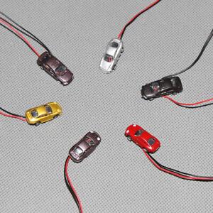 ec200 neu 4 spur z autos pkw mit beleuchtung 12v ebay