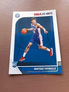Matisse-Thybule-Rookie-Card-2019-20-Panini-Hoops