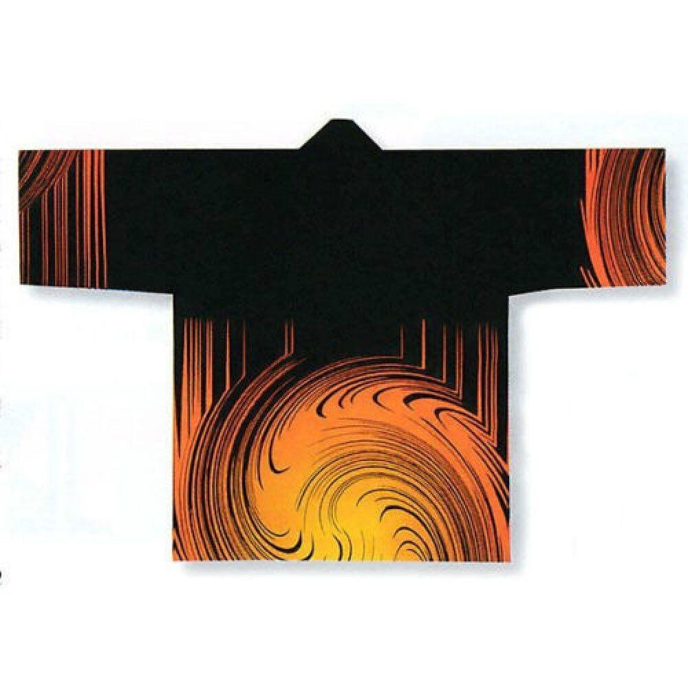 HAPPI HANTEN Traditional Coat Matsuri Festival Authentic JAPAN DHU6348