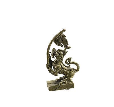 Amulett Glücksbringer Talisman Dragon Pixiu Pi Yao Piyao Luck Attraction F37 Erfrischung