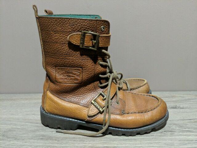 Ralph Lauren Polo Tavis BOOTS Shoes