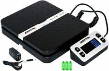 Accuteck Shippro W 8580 Resellers Choice Black Digital Shipping Postal Scale