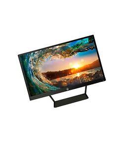 HP Pavilion Gaming Monitor, Computer LED PC Screen, 21-5in HD HDMI VGA New