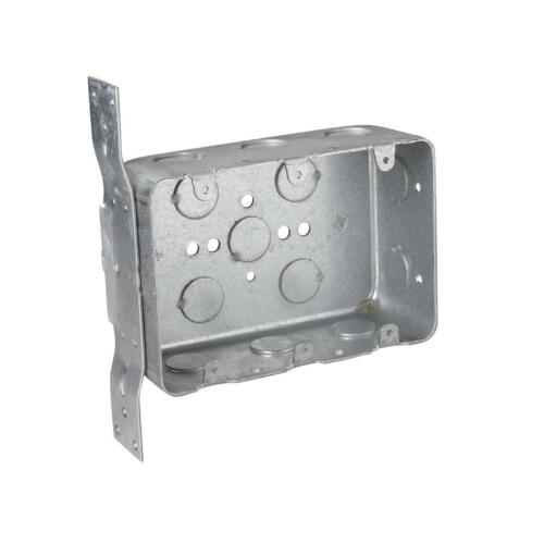 Steel City 3 Gang 4X6 Box