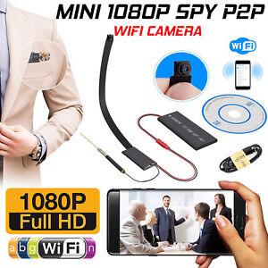 Mini Ip Sans Fil Espion Caché Caméra Hd 1080p Pour Home Surveillance Caméscope Uk-afficher Le Titre D'origine J43xgqqm-07225012-144651173
