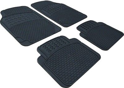 100% Waar Heavy Duty Full Rubber Car Floor Mats For Jeep Compass 2007-2009 Matching In Kleur