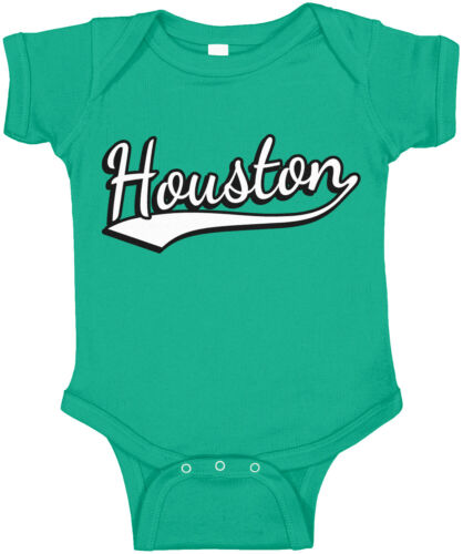 Houston City Pride Texas Space City The Big Heart Broken Obelisk Infant Bodysuit