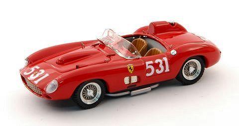 Ferrari 315 S  531 MM 1957 De Portago / Nelson 1:43 Model 0178 ART-MODEL