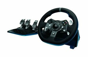 Logitech-G-G920-Driving-Force-Racing-Wheel-for-Xbox-One-PC-NEW