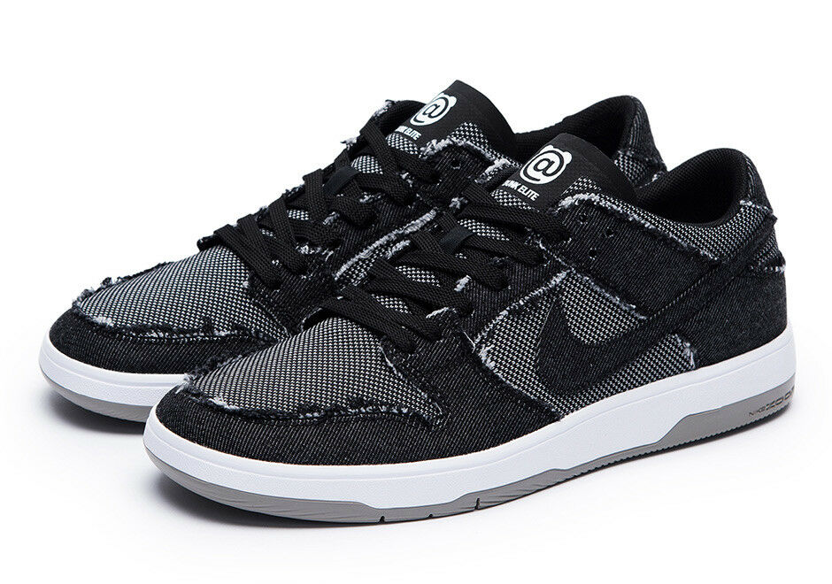 Medicom x Nike SB Dunk Low Elite  BE@RBRICK  877063-002 Men Size US 8.5 Limited