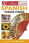 Collins Gem Spanish Phrase Finder by Harper Collins Publishers (Paperback, 1993)