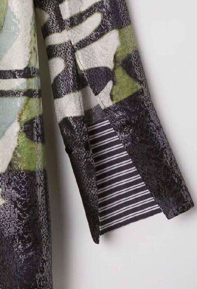 H&M COSCIENTE COSCIENTE COSCIENTE SS18 Esclusivo abito in seta verde Lyocell UK8 Eu34 US4 inviato lo stesso giorno f2d4d1