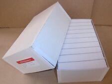 "Box of 1000 #4 Glassine stamp Envelopes 3 ¼"" x 4 7/8"" westvaco cenveo jbm"