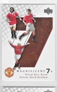 f857f6e69 Image is loading MANCHESTER-UNITED-2001-MAGNIFICENT-7-039-S-by-