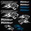 Thundercat-stickers-decal-snowmobile-arctic-cat-snowboard-quad-tuning-helmet miniature 19