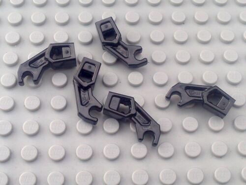 Nouveau Lego - 10 x Noir mécanique Bionicle technic bras 98313