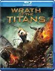 Wrath of The Titans 2 Discs Includes Digital Copy Ultra 2012 Blu-ray