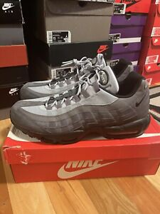 Details about Nike Air Max 95 Essential Anthracite Black Wolf Grey AT9865 008 Men's Size 15