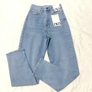 Zara-Highwaist-Mom-Jeans