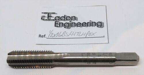 "Left Hand Tap or Tap Set British Standard Fine 1//2/"" x 16TPI BSF HSS."