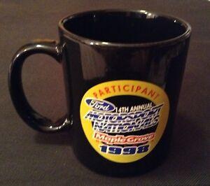 Ford Motorsport Nationals Maple Grove Raceway 1998 Coffee Mug Cup Minnesota MN