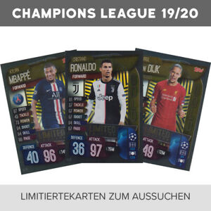 champions league trading cards