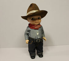 Antique Buddy Lee Jeans Advertising Doll – Cowboy