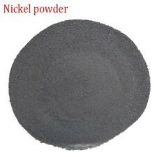 Nickel Metal Fine Powder 100g Conductive Gray Irregular Powder Durable