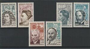 FRANCOBOLLI-1962-FRANCIA-CROCE-ROSSA-MNH-E-1801