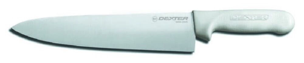 Dexter Russell 12 Inch Cooks Knife Weiß Sani Safe Handle High-carbon Steel