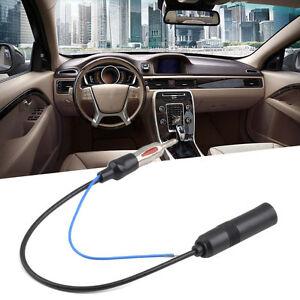 12v Car Fm Am Stereo Radio Inline Antenna Booster Signal Amp