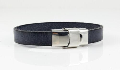 Edelstahl Verschluss poliert ID 10 x 2,5 mm armband herstellen schmuck