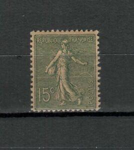 s24454-FRANCE-1903-MNH-Nuovi-15c-Y-amp-T-130