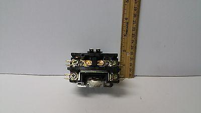 Nordyne Intertherm Miller Contactor 1 Pole 30 Amp 24V Coil