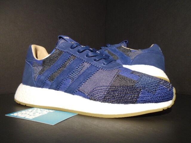 ADIDAS INIKI Runner S.E. zapatilla de deporte EXCHANGE BODEGA Denim Azul blancoo BY2104 END 9