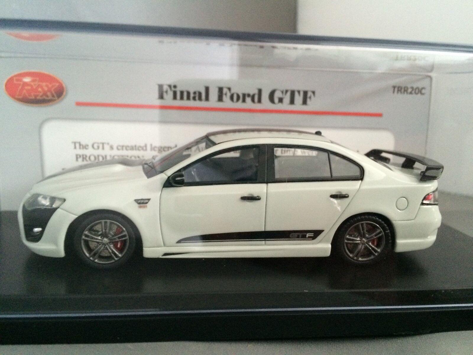 Trax TRR20C Final Ford GTF  - blanc  vente d'usine en ligne discount