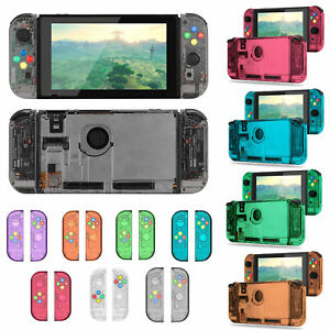 Nintendo-Switch-Controller-Joy-Con-Housing-Shell-Case-Protective-Replacement-USA