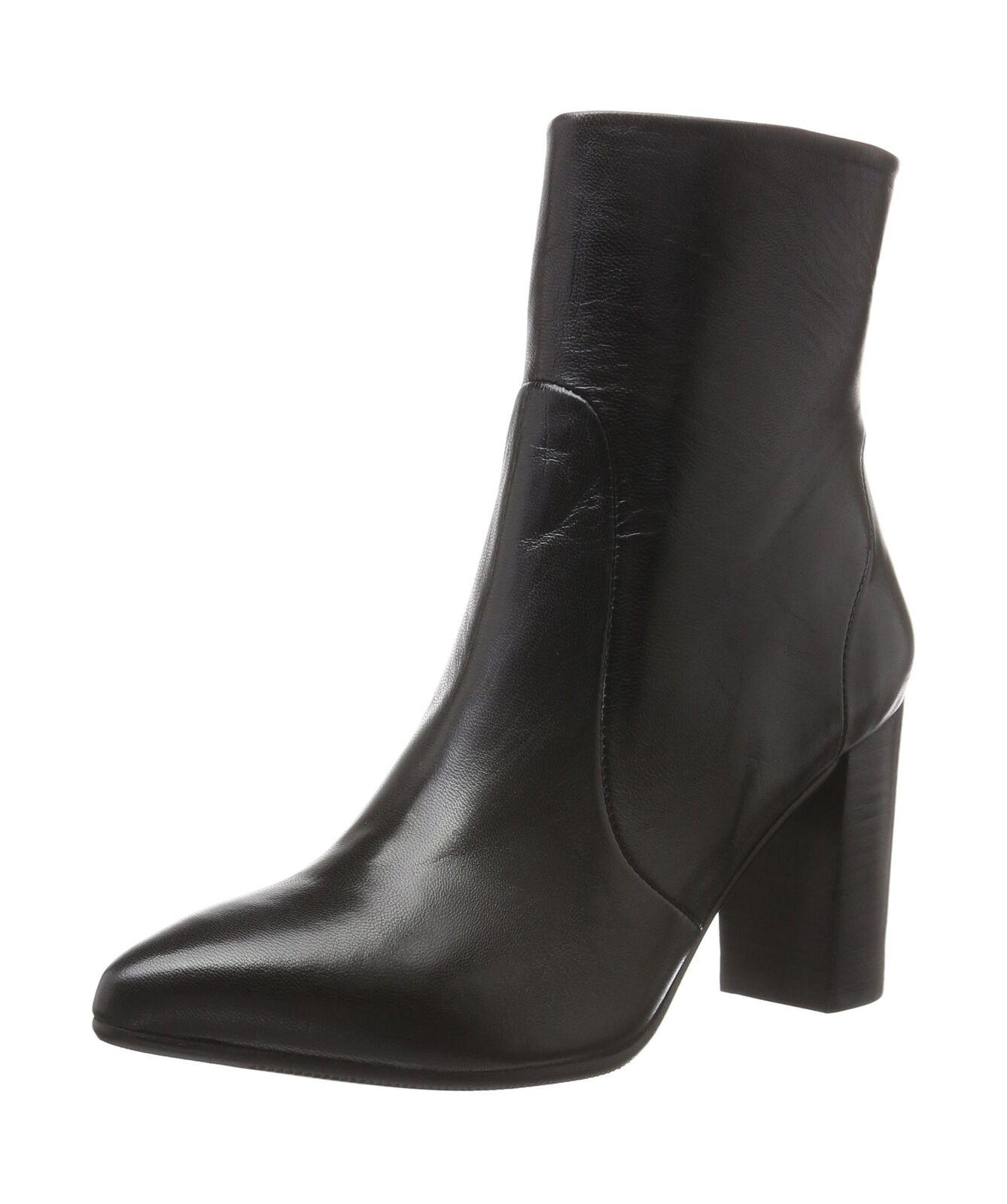 Buffalo para mujer es 30757 Mestico Tobillo Botas Negro (Preto 01) 7 Reino Unido