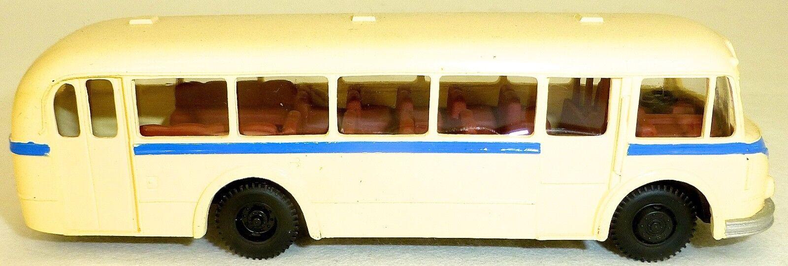 Ifa H 6 B S white bluee V&v Bus H0 1 87 Å