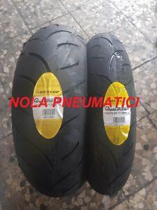 Coppia pneumatici Dunlop Sportmax Qualifier 2 120//70 ZR 17 58W 160//60 ZR 17 69W