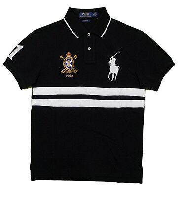 newest collection a1379 a731a Polo Ralph Lauren Uomo su Misura Grande Pony Banner Polo L ...