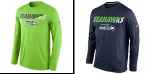 Image is loading Seattle-Seahawks-Mens-Nike-Legend-Sideline-Long-Sleeve- 01296b9d3
