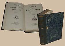 Opere di Publio Ovidio Nasone Volume Primo Tip. Giuseppe Antonelli Venezia 1844